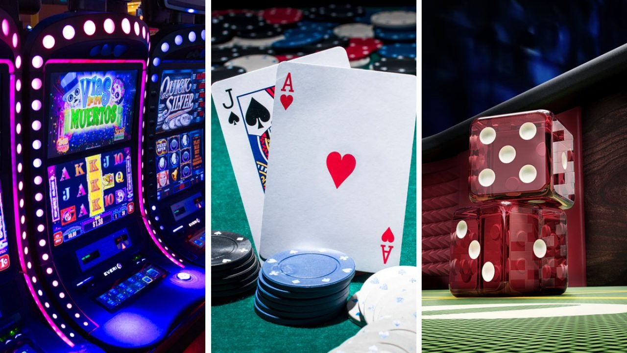 Why People Love Casino Games